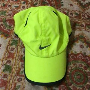Nike Dry Fit Adjustable Neon Hat